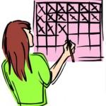 Задержка месячных на 7 дней: основные причины не прихода ежемесячных «праздников»